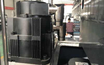 CNC Router Motor