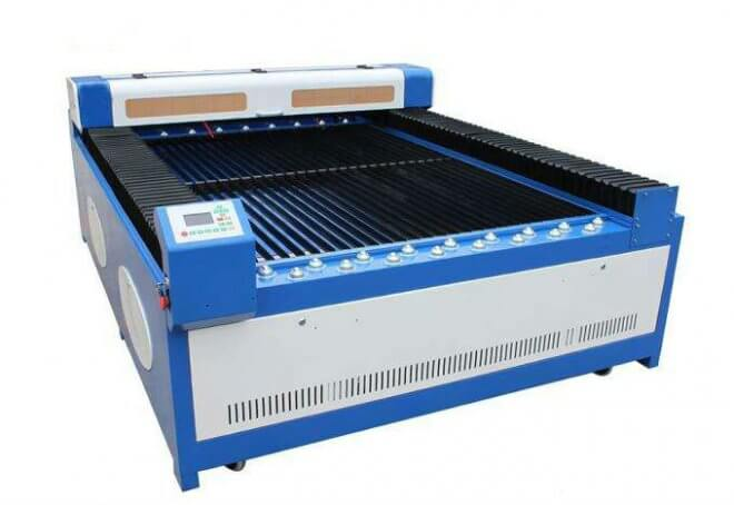 Auto Feeding CO2 Laser Cloth Cutting Machine for Fabric 1630 Series