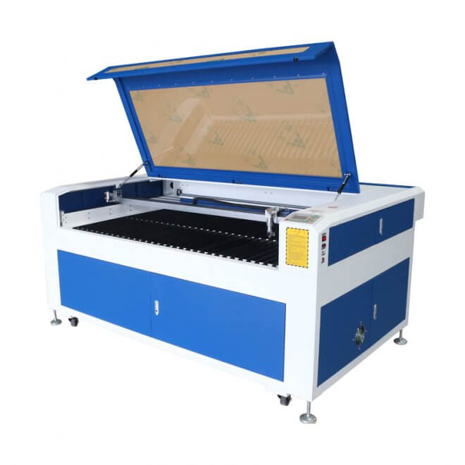 CNC CO2 Laser Etching Machine For Engraving And Cutting of Non-metal Materials