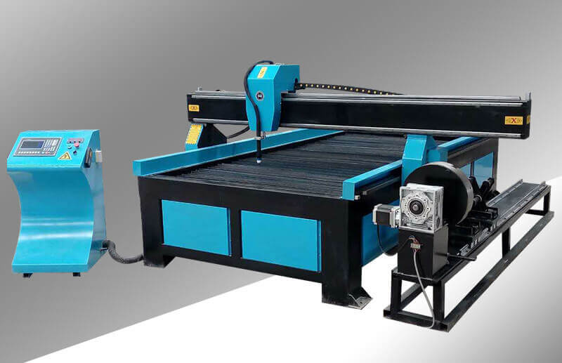 High Precision Sheet Metal and Pipe CNC Plasma Cutter Combo for Sale