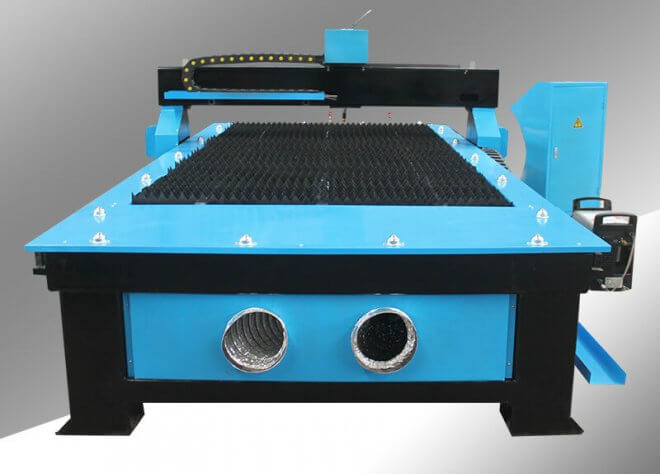 China Manufacturer Sheet Metal CNC Plasma Cutting Table for Sale