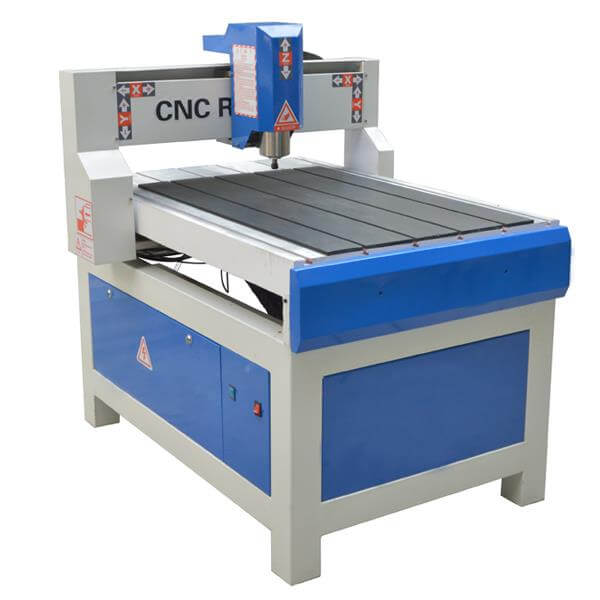 Small CNC Router Machine for Aluminum and Metal with Low Price