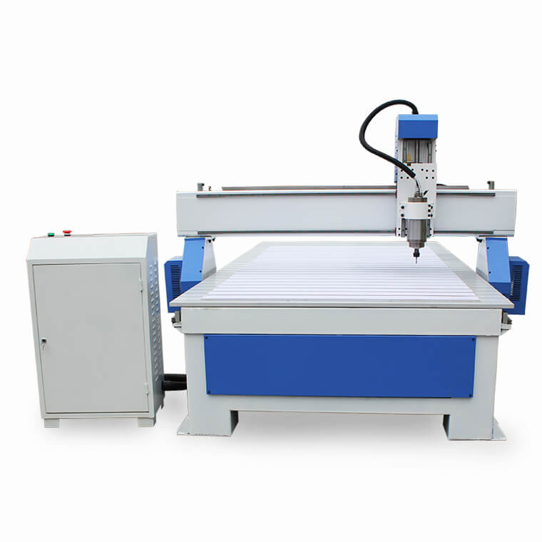 Single-spindle cnc router machine