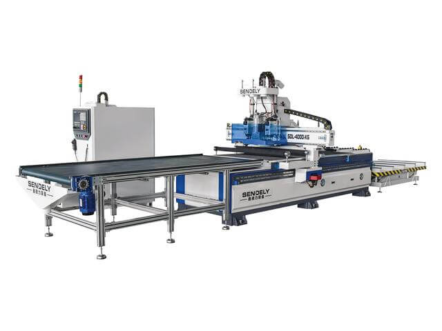 Jeesun cnc router machine