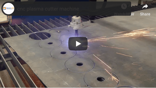 cnc plasma cutter video
