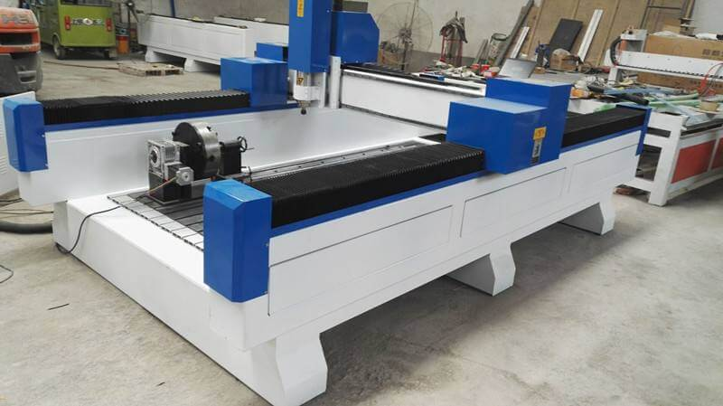 stone cnc carving machine router table