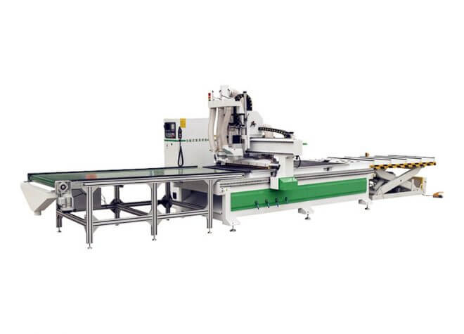 Full Automatic Panel Furniture Making Production Line