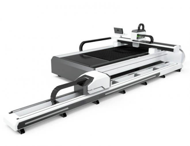 Best Price Sheet Metal and Pipe CNC Laser Cutting Machine for Sale