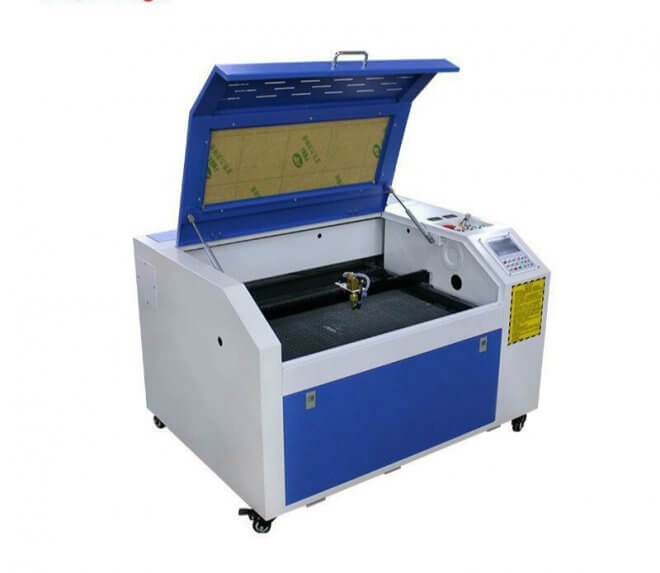 China Low Cost 40w50w CNC Co2 Laser Cutter Kit